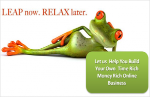 Lazy Frog Online Business Development