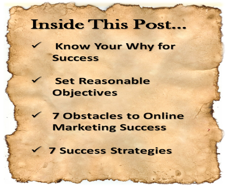 Four Factors For Internet Marketing Online Business Success