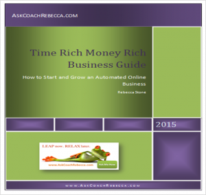 Get your copy of Time RichMoney Rich Business Guide